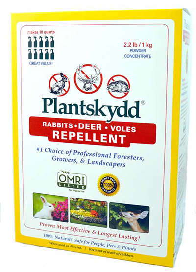 Plantskydd® Deer & Rabbit 2.2lb concentrate