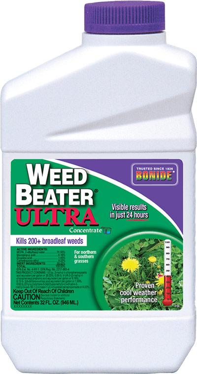 Weed Beater® Ultra 32oz concentrate