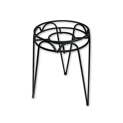 Hampton Wrought Iron Plant Stand 15in