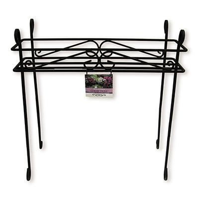 Cambridge Wrought Iron Plant Stand 21in
