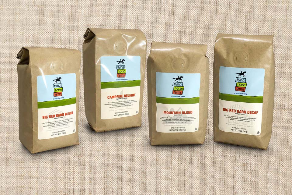 Flying Horse Farms Coffee